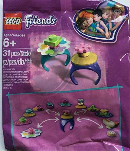 LEGO Friends Amicizia Anelli Promo Polybag Set 5005237 (Bagged)