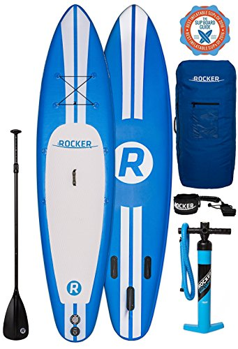 iRocker Inflatable All-Around Paddle Board