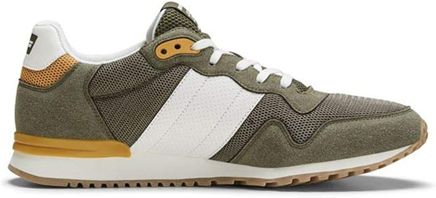 Jack and Jones Stellar Trainers in Olive