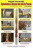 Aprender a decorar una vela de pascua: Curso práctico de decoración de velas de Pascua. (Italian Edition)