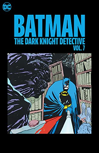 Batman: The Dark Knight Detective Vol. 7
