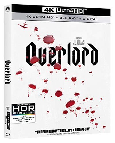 Overlord (4K Uhd/Blu-Ray)
