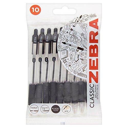 Zebra Grip Black...