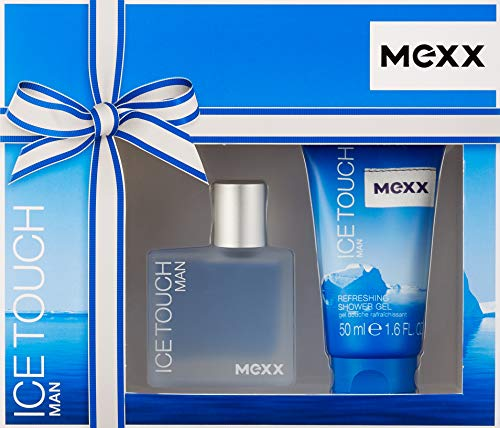 Mexx Mexx duftset ice touch man eau de toilette 30ml showergel 50ml 1er pack 1 x 80 ml