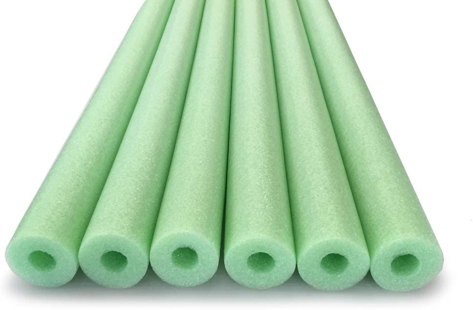 Oodles of Noodles Deluxe Topics on TV Foam Pool Swim - 6 Lime Gr Ranking TOP13 Pack