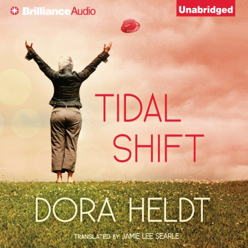Tidal Shift audiobook cover art