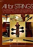 ANDERSON y FROST - All for Strings: Contrabajo Vol.3 (*)...