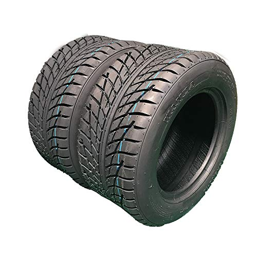 Set of 2 ATV/UTV LRB Tires 205/50-10 4PR P820 Load Range B 205/50-10 ATV UTV Sports 205-50-10 LRB All Terrain Tubeless Tires