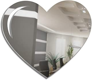 4ArtWorks - Heart 3D Wall Art - Ready to Hang Acrylic Wall Decorations for Bedrooms, Dorms, Living Rooms & More - Hand Ass...