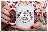 La noche es oscura y llena de terrores | Melisandre | Cita | Juego de tronos | Taza de café de los...