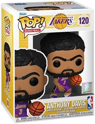 Funko Pop! NBA: Lakers - Anthony Davis (Purple Jersey)
