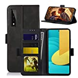 GDTOGRT for LG Stylo 7 5G Wallet Case, Premium PU Leather with Kickstand Card Slot Magnetic Closure Shockproof Protective Flip Folio Cases Cover for LG Stylo 7 5G -Black