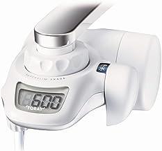 東レ トレビーノ 浄水器 蛇口 直結型 (高除去/12項目クリア/30%節水) 日本製 SX606V スーパーシリーズ ホワイト
