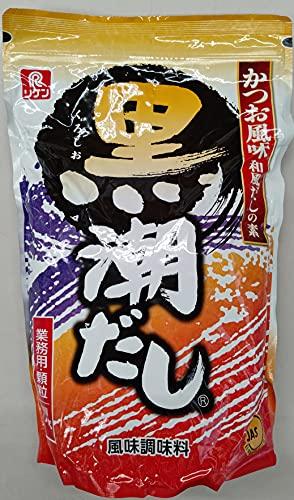 リケン 黒潮だし 1kg×12袋 かつお風味 和風だしの素 風味調味料 業務用