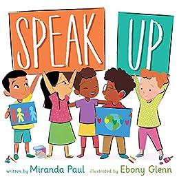 Speak Up by [Miranda Paul, Ebony Glenn]
