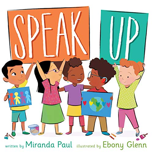 Speak Up (English Edition)
