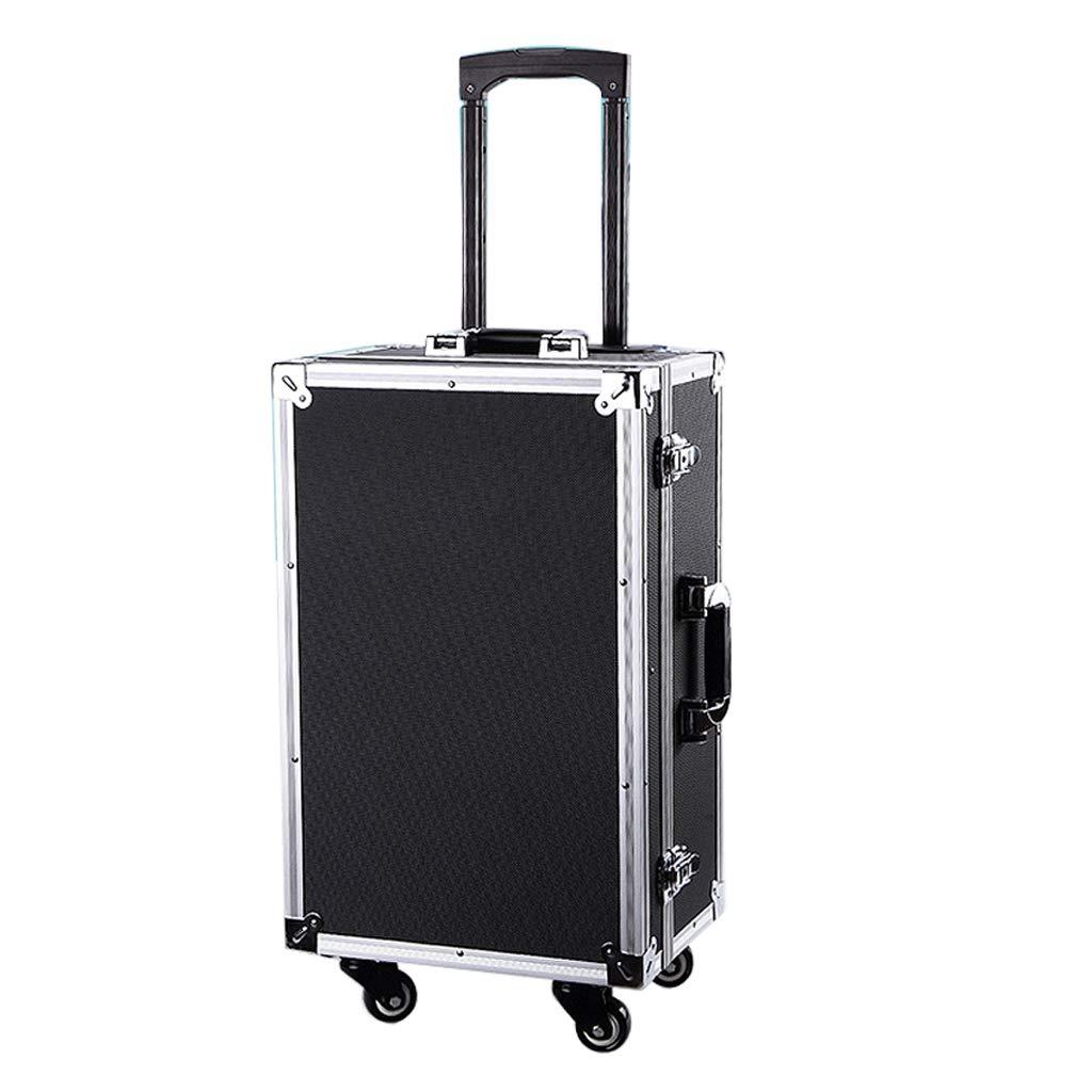 Caja de medicina portátil extra grande, caja de primeros auxilios de aleación de aluminio tipo barra de acoplamiento, para campo público familiar y al aire libre (54.5 * 35 * 25 cm): Amazon.es: Hogar