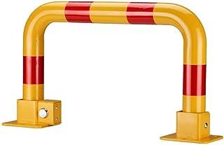 FGH QPLKKMOI Folding Parking Barrier, Parking Locks, Arched Car Parking Locks, Garage Locks for Security