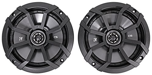 KICKER PHASE 3 Polaris RZR (4) Speakers+Subwoofer+(2) Amps+SSV Receiver+Kits