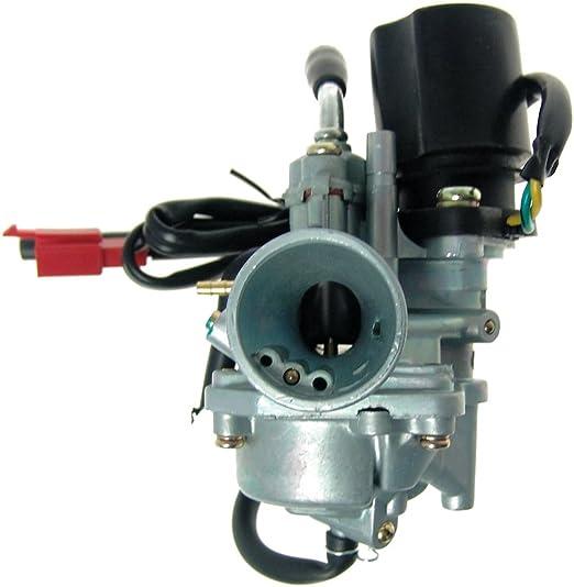 2extreme Standard Vergaser Inklusive Choke Kompatibel Für Sachs Sx 1 50 Auto