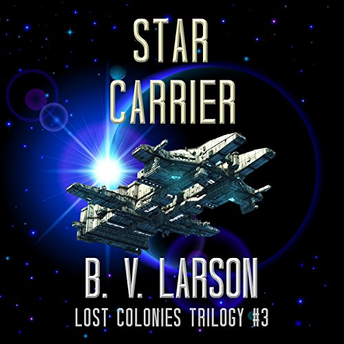 Star Carrier cover art