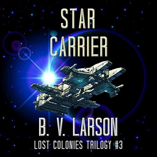 Star Carrier audiobook cover art