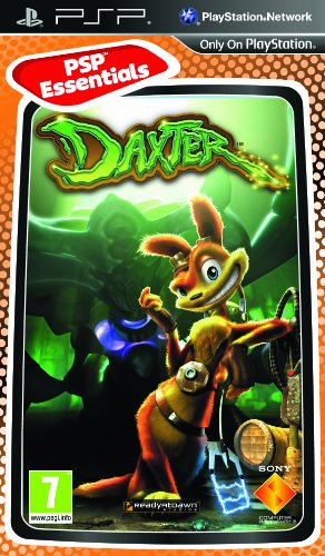 SONY COMPUTER ENTERTAINMENT PSP ESSENTIALS DAXTER