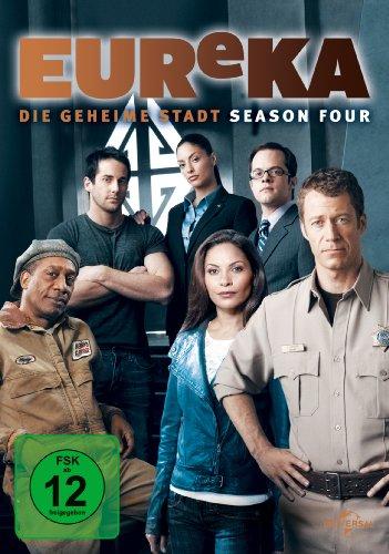 EUReKA - Die geheime Stadt, Season 4 [5 DVDs]