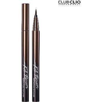 Clio Waterproof Pen Liner, Kill Brown/002, 0.018 Ounce
