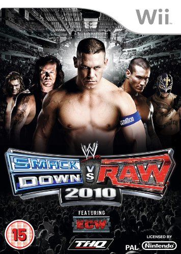 THQ WWE SmackDown vs. Raw 2010 - Juego