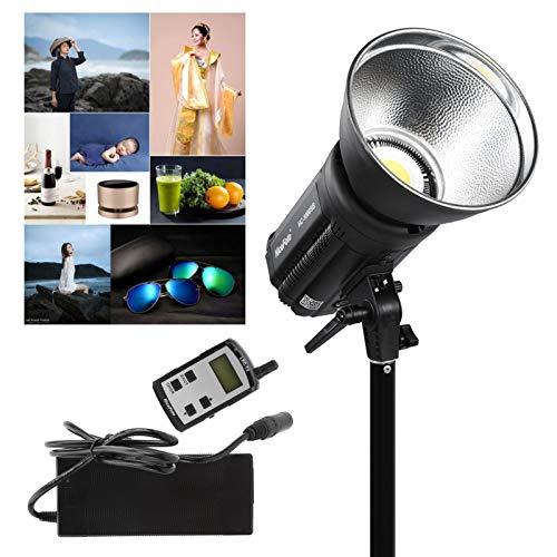 WLH NiceFoto HC-1000SB Luces LED para Fotografía Profesional De Alta Potencia Lámpara...