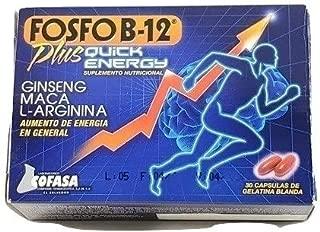 FOSFO B-12 Plus Quick Energy