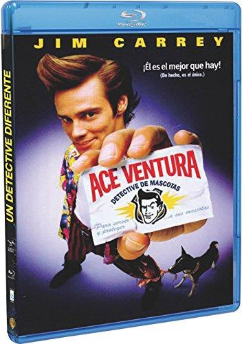 Ace Ventura Detective De Mascotas Blu-Ray [Blu-ray]