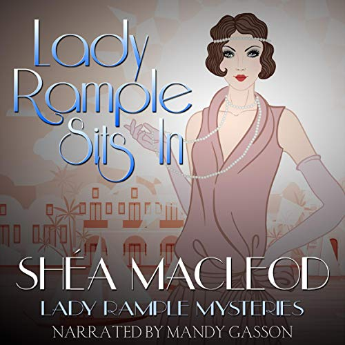 Lady Rample Sits In  By  cover art