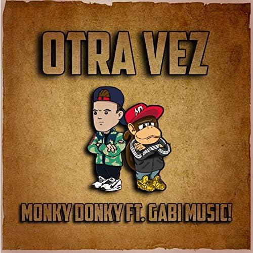 Monky Donky feat. Gabi Music!