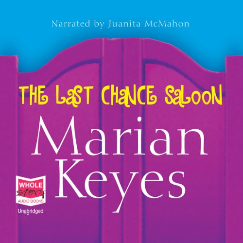 The Last Chance Saloon audiobook cover art