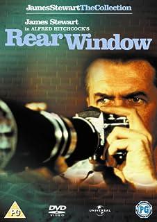 Rear Window [DVD] [1954] (B000PMFNYQ) | Amazon price tracker / tracking, Amazon price history charts, Amazon price watches, Amazon price drop alerts