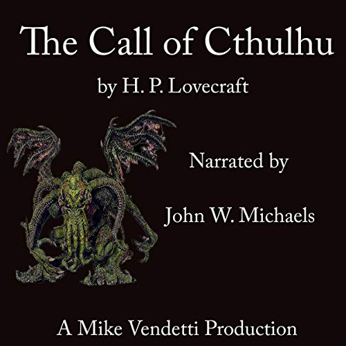 『The Call of Cthulhu』のカバーアート