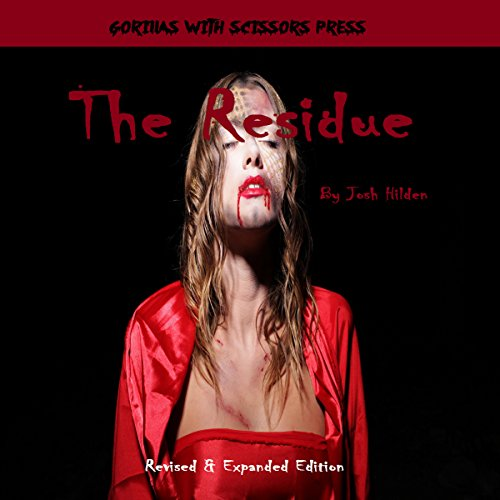 The Residue audiobook cover art