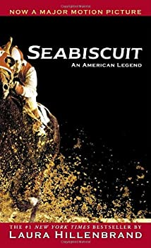 Seabiscuit book cover