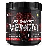 Pre Workout Venom 'Sour Gummy' - Pump Pre Workout Supplement by Freak Athletics