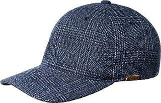カンゴール ハット 帽子 メンズ Pattern Flexfit Baseball Cap Navy Check