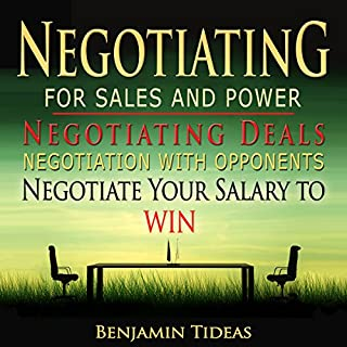 Negotiating for Sales and Power cover art