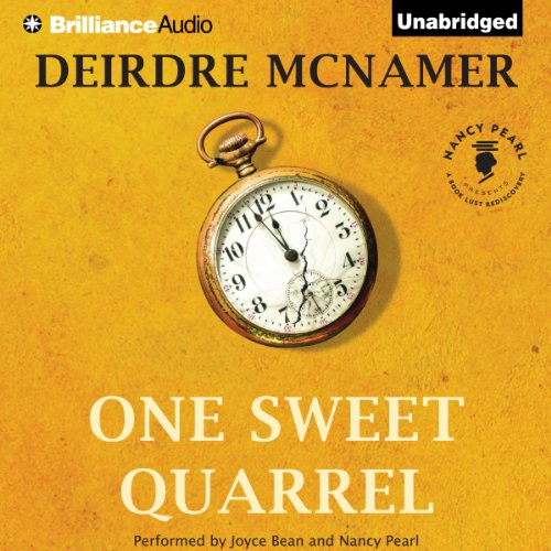 One Sweet Quarrel audiobook cover art