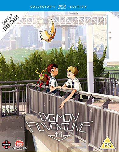 Digimon Adventure Tri The Movie Part 3 Collectors Edition [Edizione: Regno Unito]