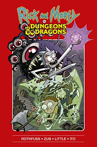 Rick y Morty Vs. Dungeons & Dragons