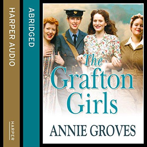 The Grafton Girls audiobook cover art