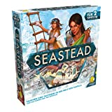 Asmodee Seastead, Kennerspiel, Strategiespiel, Deutsch