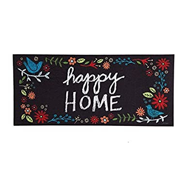 Evergreen Fourth of July Sassafrass Decorative Mat Combo (Happy Home)