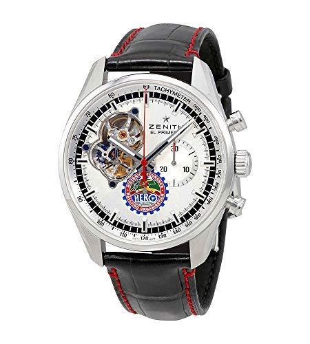 Zenith El Primero Chronograph Automatik Herren-Armbanduhr 03.20410.4061/07.C772